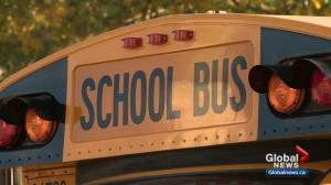 Edmonton Catholic Schools upping school bus fees