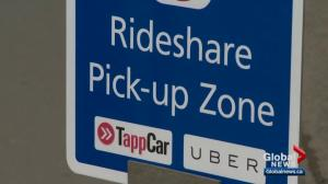 Uber drivers now allowed to pick up travellers at Edmonton International Airport