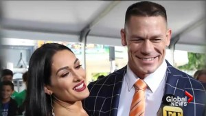 John Cena, Nikki Bella appear to be getting back together