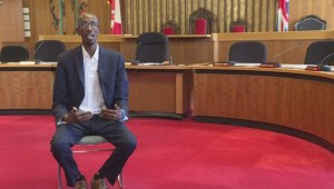 Victoria Somali refugee wins first election he was able to vote in