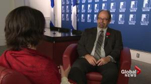 Taking care of First Nations families: Geoffrey Kelley