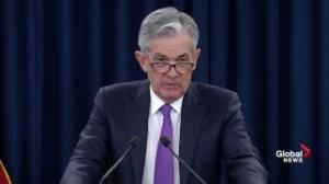 Federal Reserve chair says U.S. government budget on 'unsustainable path'