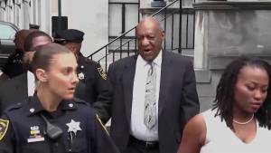 Focus turns now to Bill Cosby's retrial
