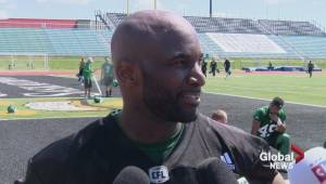 Darian Durant healthy and ready for another season with the Roughriders