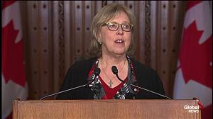 Elizabeth May 'betrayed' by Liberals abandonment of electoral reform