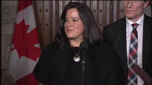 Wilson-Raybould open to possibility of Indigenous Chief Justice