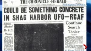 Shag Harbour UFO Incident Festival
