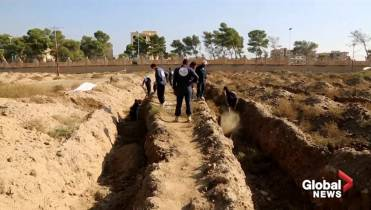 500 bodies uncovered in mass grave in Raqqa, Syria – more feared
