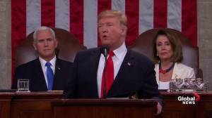 State of the Union: Trump says American astronauts will go back to space on American rockets