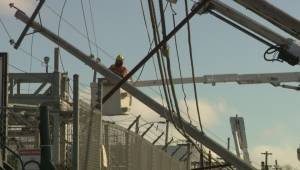 Final push to restore power to over 100,000 Nova Scotians who lost it