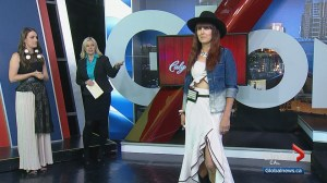How to 'glam up' your Stampede fashionwear