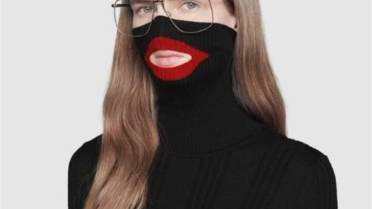 b07ddf2a00a Gucci apologizes after  blackface  sweater causes backlash ...