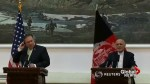 Pompeo urges Taliban peace talks