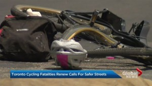 Toronto cycling fatalities renew calls for safer streets