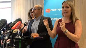New Zealand shooting: Doctor who operated on young victim gets emotional recalling surgery