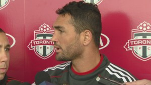 Gilberto denies transfer rumours, loves Toronto