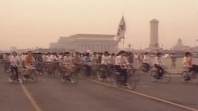 Click to play video: '30 years after Tiananmen Square massacre, China's restrictions on freedom remain'