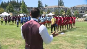 Kabaddi World Cup designed to help youth stay away from gangs