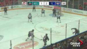 Kelowna Rockets eliminated from WHL playoffs following loss in game 4