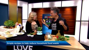 Simple recipes to reduce household food waste