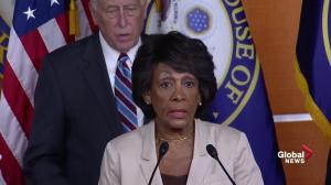 Maxine Waters condemns Trump's 'shameful' press conference with Putin