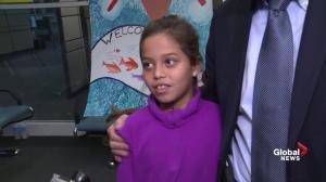 Gov. Gen. David Johnston's grandchildren helped raise money for Syrian refugees
