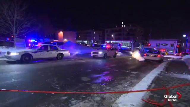 Mosque Shooting Live Stream Pinterest: Canadian Terrorist Incidents: A Timeline