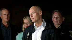 'Absolutely pure evil': Gov. Rick Scott on Florida school shooting