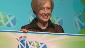 largest 1 day lottery payout of $120M goes to two winners in Ontario