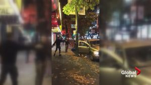 Video shows takedown after Vancouver police officer assault during traffic stop