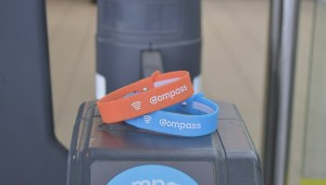 TransLink launches wearable Compass Card wristband payment option