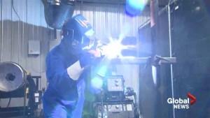 New program in New Brunswick provides intensive training for apprentice welders