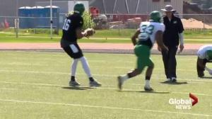 Jerome Messam has 'unfinished business' in Saskatchewan Roughriders return