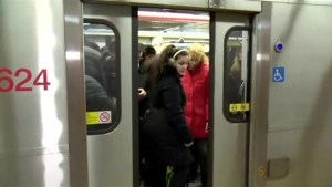 Poll shows frequent TTC riders dissatisfied with service, concerned with overcrowding