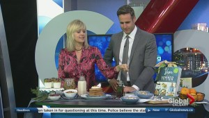 Cozy winter breakfast ideas from Greta Podleski