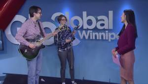 Project Constellation on Global News Morning