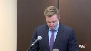 Brian Gallant to resign as leader of NB Liberal Party