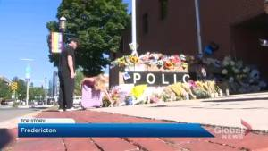 Heartbroken Fredericton tries to heal as shooting suspect charged