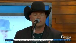 Gord Bamford performs Neon Smoke on The Morning Show