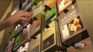 Hudson's Bay to accept all type of gift cards