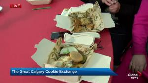 The Great Calgary Cookie Exchange a complete success