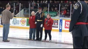 Special Olympics night at the Memorial Centre