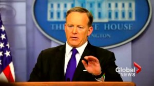 White House blames Syria's Assad regime for Idlib chemical attack