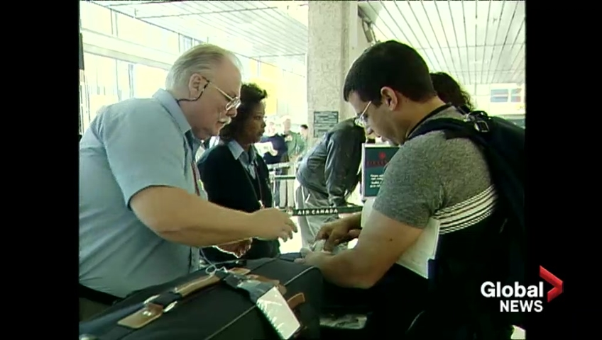 Click to play video: '9/11 anniversary: How airport security changed in Winnipeg days after the attacks'