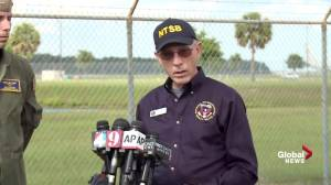 NTSB says aircraft that slid off runway had no prior accident history