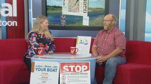 Invasive species in Saskatchewan waters