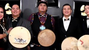 Saskatoon-based Cree musicians return from unforgettable Grammys experience