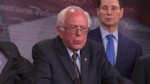 Bernie Sanders blasts proposed legislation, says it's not a health care bill