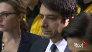 Jian Ghomeshi facing charges, out on $100,000 bail