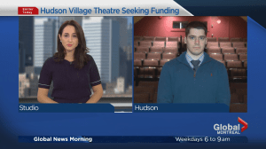 Hudson Village Theatre looks to expand its venue